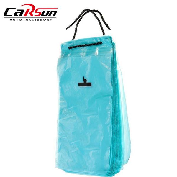 nterior Accessories Stowing Tidying Car Garbage Bag Traveling Portable Auto Seat Back Hanging Trash Bin Disposable Car Organizer Storage ...