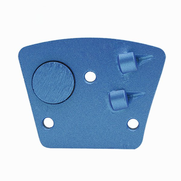 KD-PCD2 PCD Diamond Grinding Shoes Diamond Grinding Disc with PCD and Round Segment for Removal of Epoxy Glue and Resin off Concrete Floor