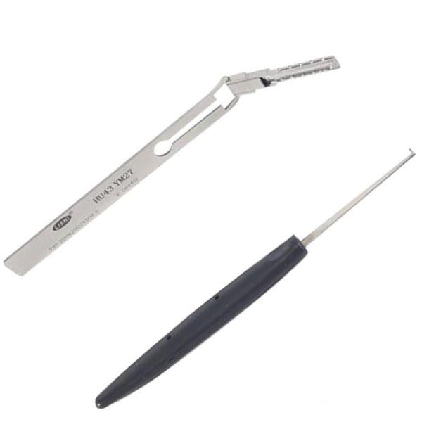 LISHI HU43 OPEL Lock Pick Tools Used for Opel Door Lock HU43 Auto Pick Free Shipping