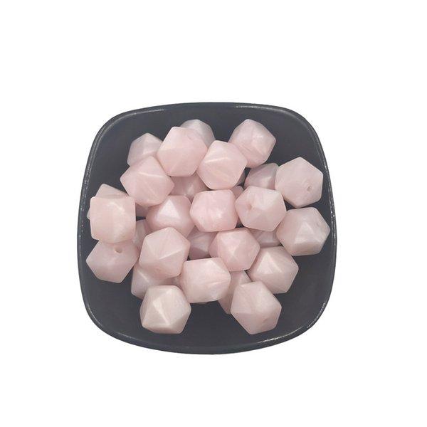 pearl pink-50pcs