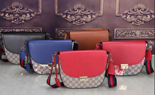 2018 228 New package wholesale Europe and the United States new shoulder bag handbag large capacity handbags factory direct sales