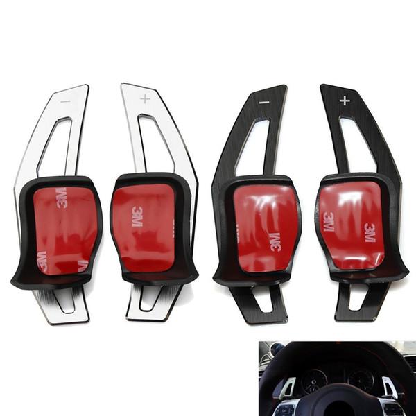 Di alta qualità Car Shift Paddle Car Styling per Volkswagen VW Golf 6 GTI R20 Scirocco Tiguan R36CC Magotan Touran