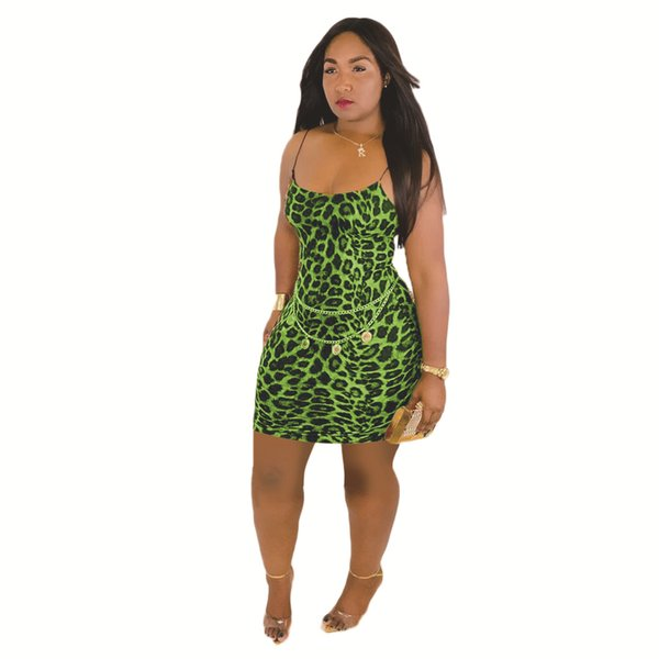 Grüne Leopard