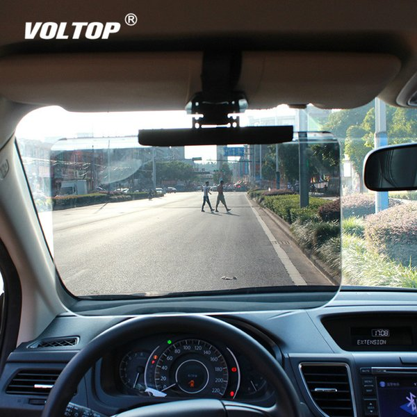 Car Sunshade Sun Visor Auto Anti Sunlight Night Vision Mirrors Clear View Glass Goggles Interior UV for HD Block Glare