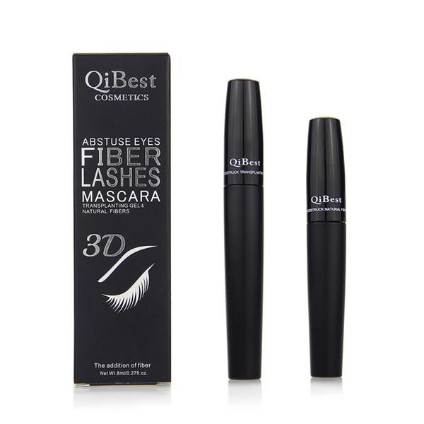 3D Fiber Mascara Long Black Lash Eyelash Extension Waterproof Eye Makeup Extension Eyelash 3D Silk Fiber Lash Mascara RRA998