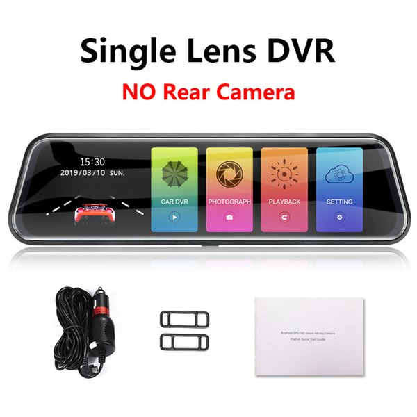 Una lente de cámara con tarjeta 8G