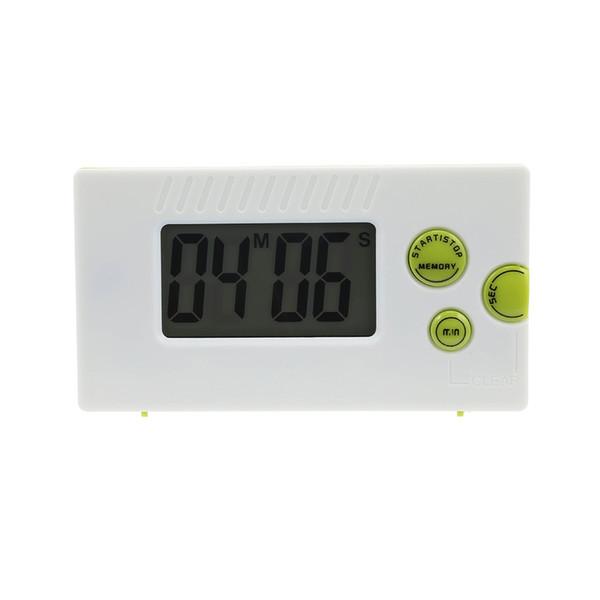 LCD Digital Kitchen Timer Magnetic Alarm Clock