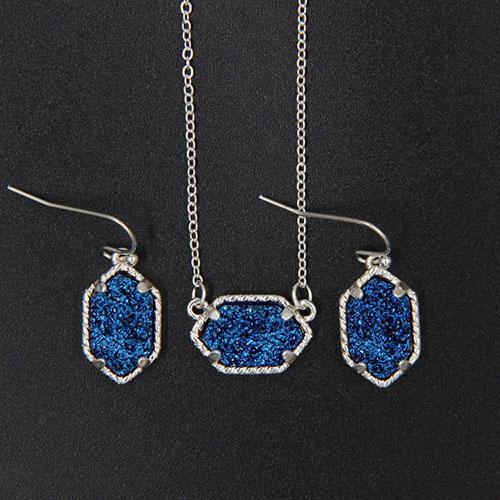 Blue Zinc Plated