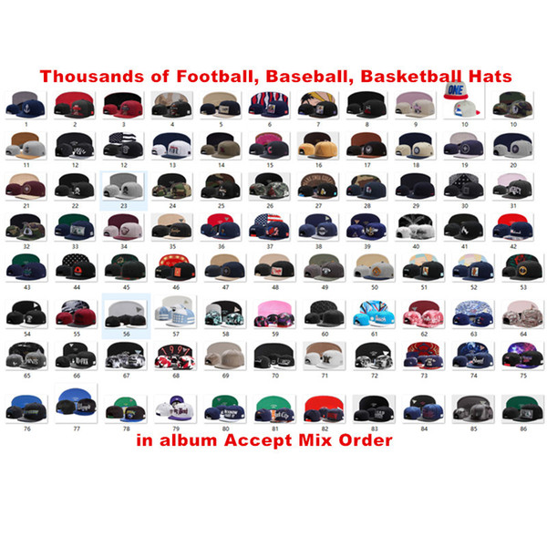 best selling Wholesale Basketball Snapback Baseball Snapbacks All Team Football Snap Back Hats Womens Mens Flat Caps Hip Hop Snap Backs Cap Cheap Hats
