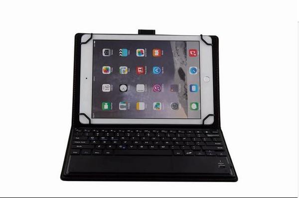 Universal Detachable Bluetooth Keyboard With Touchpad Leather case For Lenovo Tab P10 TB-X705F TB-X705L Tab E10 M10 TB-X104F +pen
