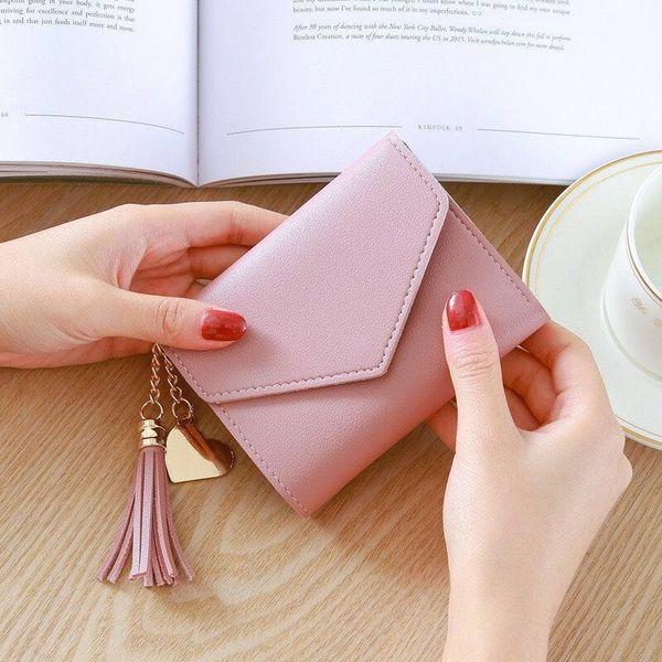 new bag Free shipping bill fold High quality brand purses women wallet high-end designer wallet