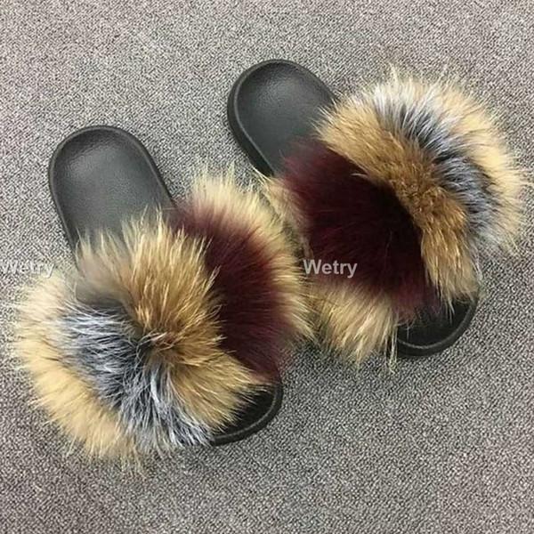 Fuchs für Pantoffeln