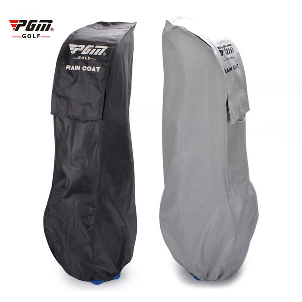 PGM Bolsa de golf Cubierta para lluvia Impermeable Anti-ultravioleta Protector solar Impermeable antiestático Bolsa de polvo Cubierta de protección de golf