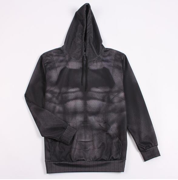 2019 Batman Dark Knight 3D Print Hoodies Men Women Sweatshirts Coat Cosplay Costume From Factoryhandbag, $24.37 | DHgate.Com