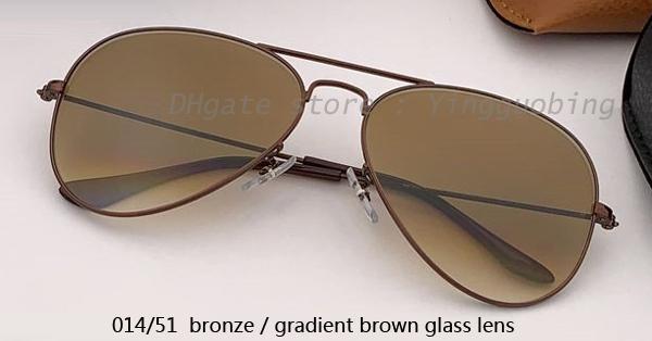 014/51 бронза / градиент коричневый