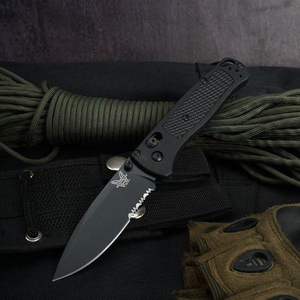 Black half blade
