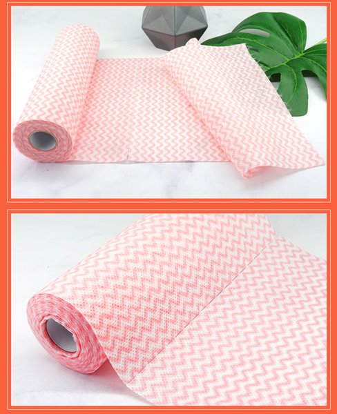 Multi-purpose Household Disposable Non Woven Biodegradable Wipes