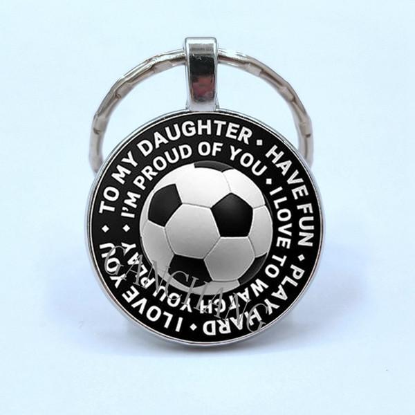 Plated Metal Whistle Bottle Opener Keychain Key Ring Soccer Ball