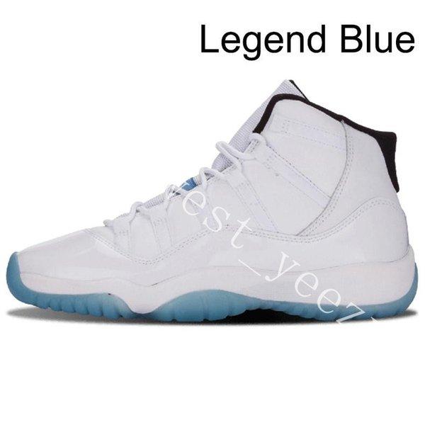 18 Legend Blau