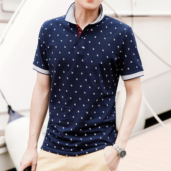 Summer Fashion Mens Short Shirt Brand England Style Plus Size M-4XL Cotton Shirt Men Slim Fit Brand Clothing Black Solid Shirt Wholesale