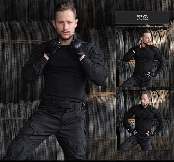 Kryptek Typhon Mardrake Tactical uniform clothing army combat uniform tactical pants with knee pads hunting clothes