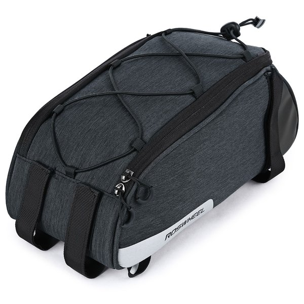 Multifunctional 7L Bicycle Rear Seat Bag Outdoor bike Trunk Bag Handbag Rear Bike Panniers computer bags Mountain Bike Accessories