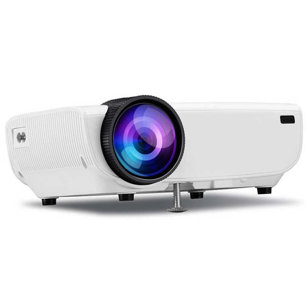 New projector home office HD 1080p mobile phone wifi wireless with screen projector portable projection