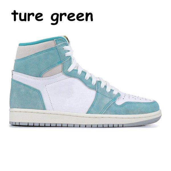 зеленого цвета ture