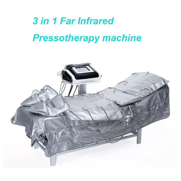 Pressotherapy Body Slimming Machine Air pressure Beauty Equipment Weight Loss Device Body Massage Lymphatic Drainage