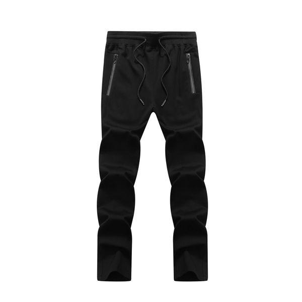 2018 Corredores Dos Homens Calças de Fitness Homens Sportswear Treino Bottoms Magro Masculino Outono Inverno Sweatpants Academias Calças de Jogger Faixa