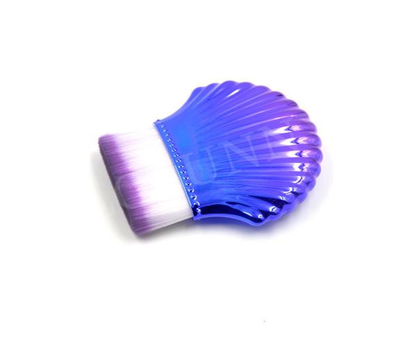 Сине-фиолетовый-Flat