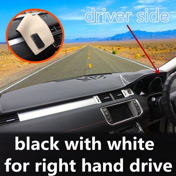 Sağ siyah beyaz