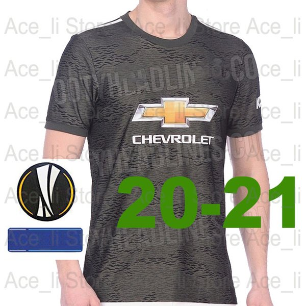 20-21 Away patch