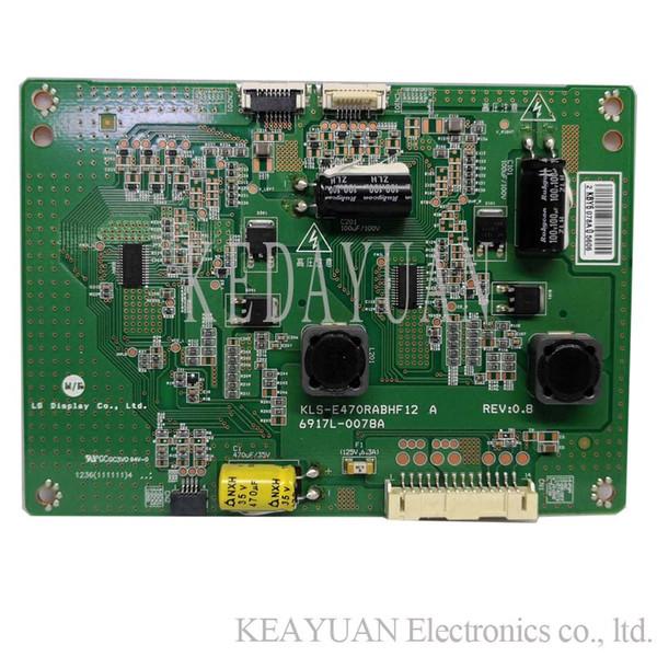 Envío gratis 100% de prueba original para 47E650E KLS-E470RABHF12 A 6917L-0078A Tablero de corriente constante
