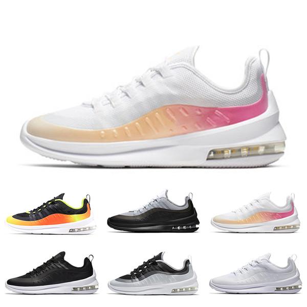 nike Air Max airmax Axis shoes Axis Athletic Running Shoes para Mulheres Dos Homens camaleão Casual Sports mens corredor das mulheres Zapatillas air Sneakers des chassures 36-45