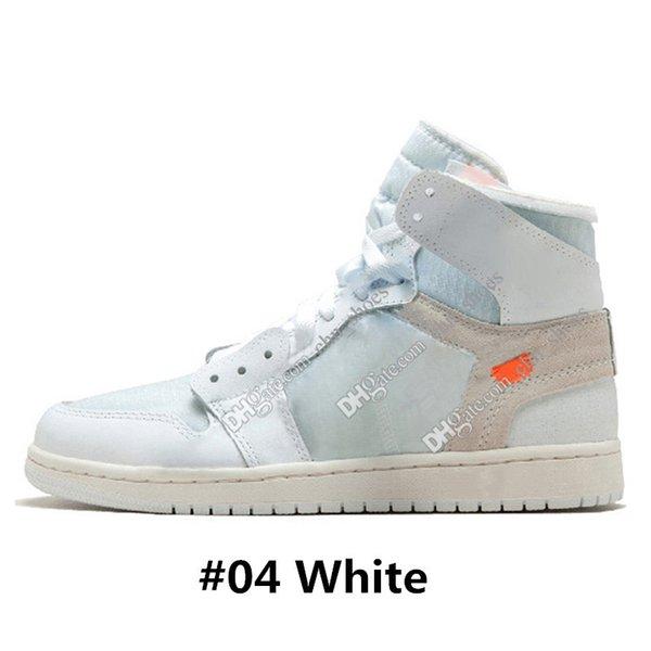 #04 белая
