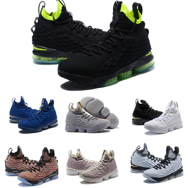 the best attitude 9d986 5cd97 2019 2019 All Color Lebron James Shoes 15s Equality XV Basketball Shoes For  Men Waht Watch The Throne Lebron 15 From Balen_ciage, $100.51 | DHgate.Com
