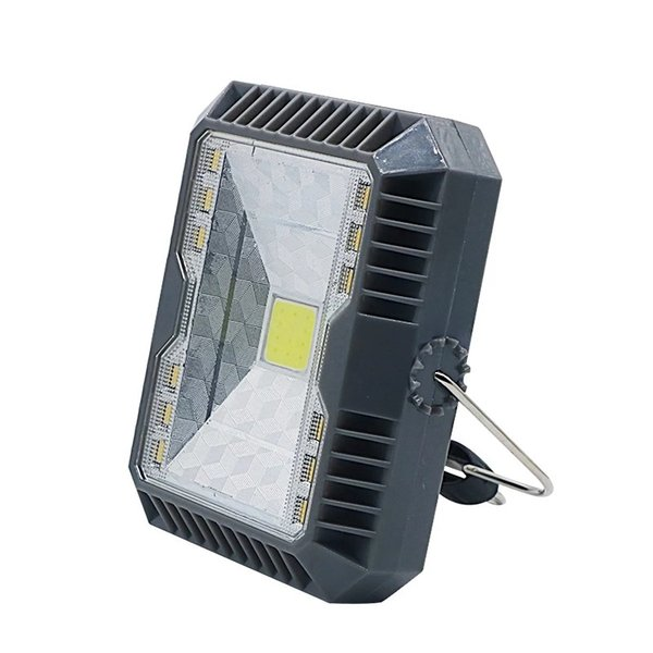 2019 Dual Color Led Flood Light Usb Rechargeable Solar Charger Cob Led Work Light Led Outdoor Lighting From Johnyang8889 7 15 Dhgate Com