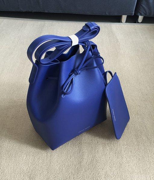 all blue L