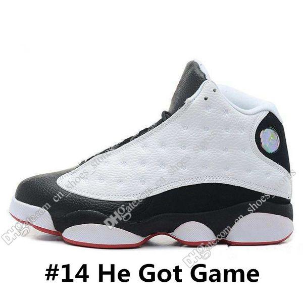 # 14 Jeu He Got