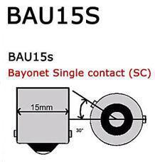 BAU15S PY21W 12V 레드