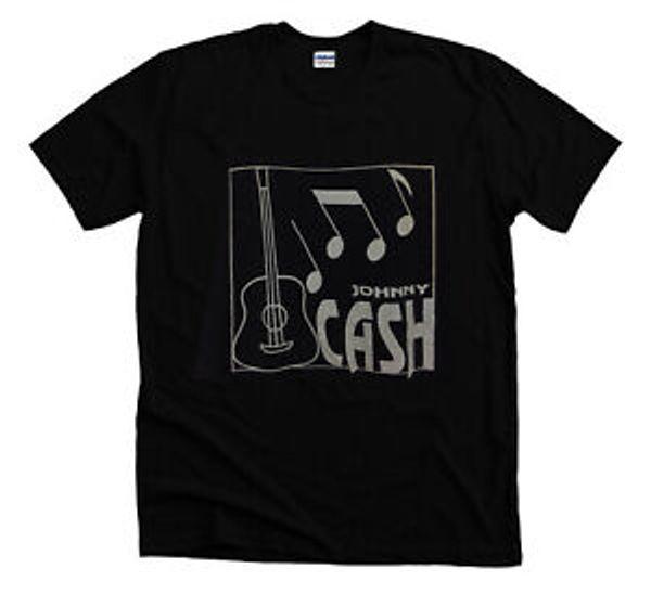 T-shirt vintage des années 80 Johnny Cash Highwaymen taille de réimpression - 2XL