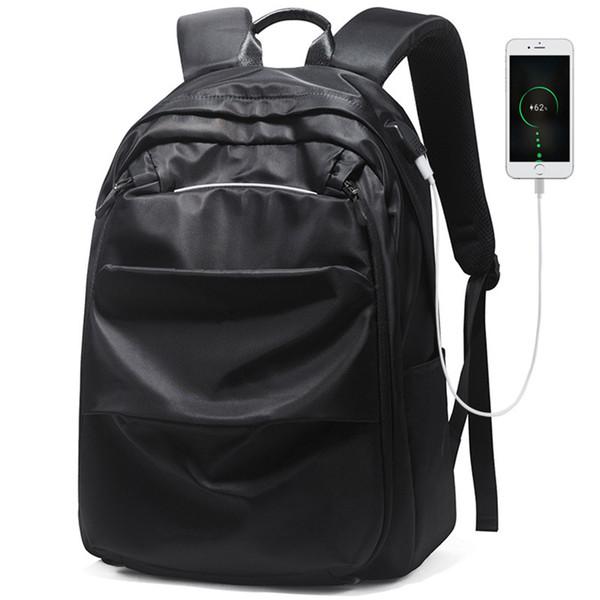 2019 new 27L Men 15.6 inch Laptop Backpacks School Fashion Travel Male Mochilas Feminina Casual Women Schoolbag