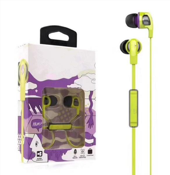 Neue kull candy Smokin Knospen 2 In-Ear-Kopfhörer 6Pcs