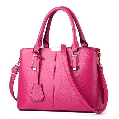 Europe And America Brand B1075 Women's Handbag Fashion Women Messenger Bag Rivet Single Shoulder Bag High Quality Female Bag029