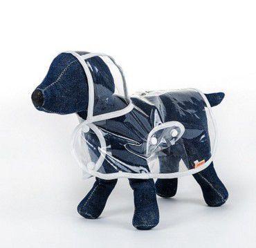 # 1 Marke Dog Raincoat