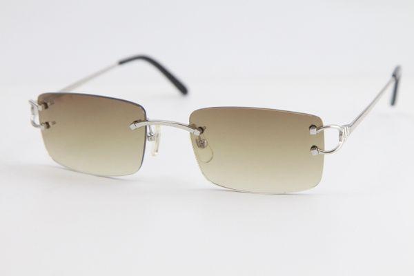 3886 Silver Brown Lens