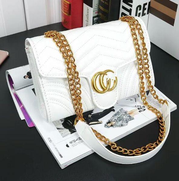 top popular 2019 Handbags women bags High Quality Shoulder Bag of Women Premium famous brands Female 001 2019