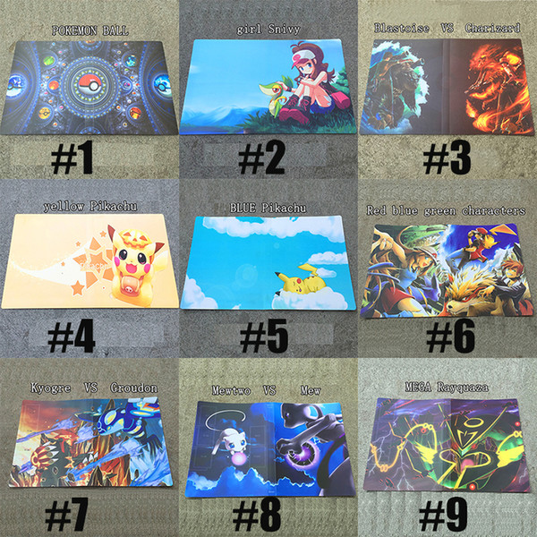 115 Cards Capacity Cards Holder Binders Albums For Pokemons CCG MTG Magic Yugioh Board Game Cards book Sleeve Holder