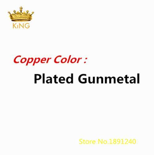 Color:Plated Gunmetal